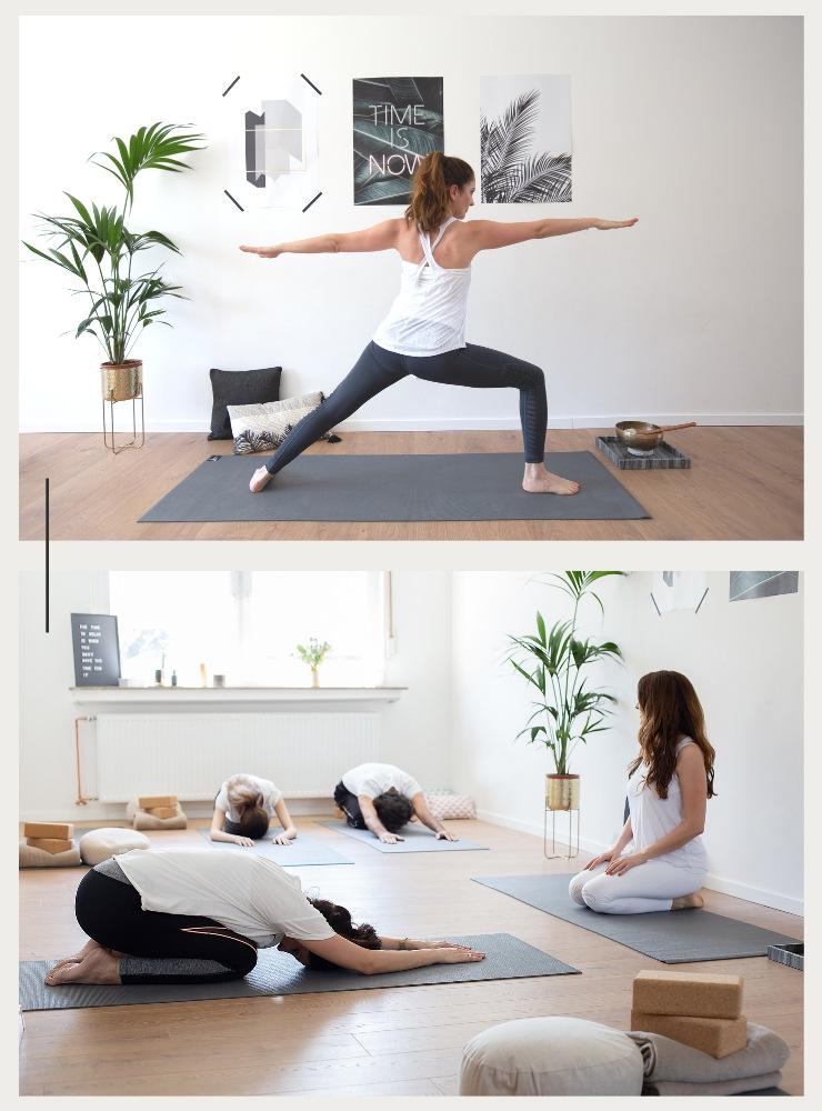 Hanan Yoga Lehrerin Herne